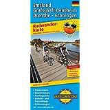 Emsland - Grafschaft Bentheim - Drenthe - Groningen, United Countries Tour: Radwanderkarte mit Ausflugszielen, Einkehr- & Freizeittipps, Entfernungen, ... GPS-genau. 1:100000 (Radkarte / RK)