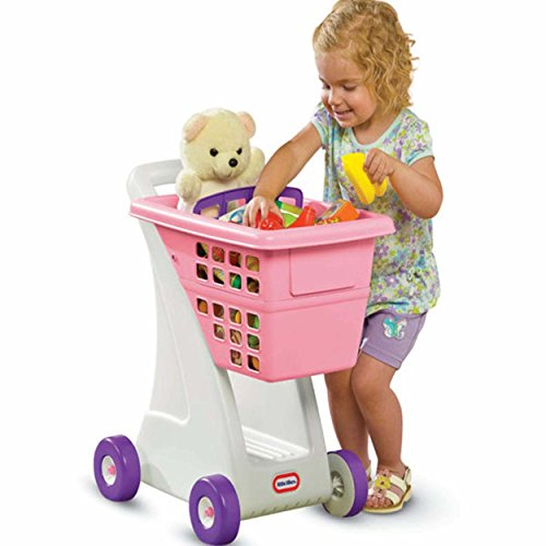 Every Two Year Old Girl Should Have This Shopping Cart! 50+ Great Gifts for 2 Girls You Wouldn\u0027t Thought of