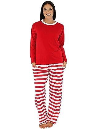 ajuste clásico volumen grande diseñador nuevo y usado ISSHE Pijamas de Navidad Familia Pijamas Parejas Navideñas ...
