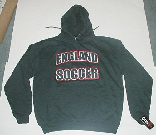 England Navy Blue Soccer Hoodie (Hooded Sweatshirt). Brand New. SIZE MEN'S SMALL (S). Retail -
