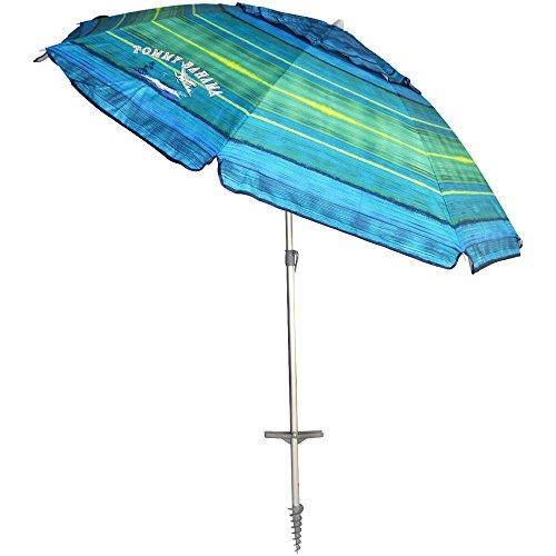tommy bahama beach umbrella Amazon.: Tommy Bahama Sand Anchor 7 feet Beach Umbrella with  tommy bahama beach umbrella