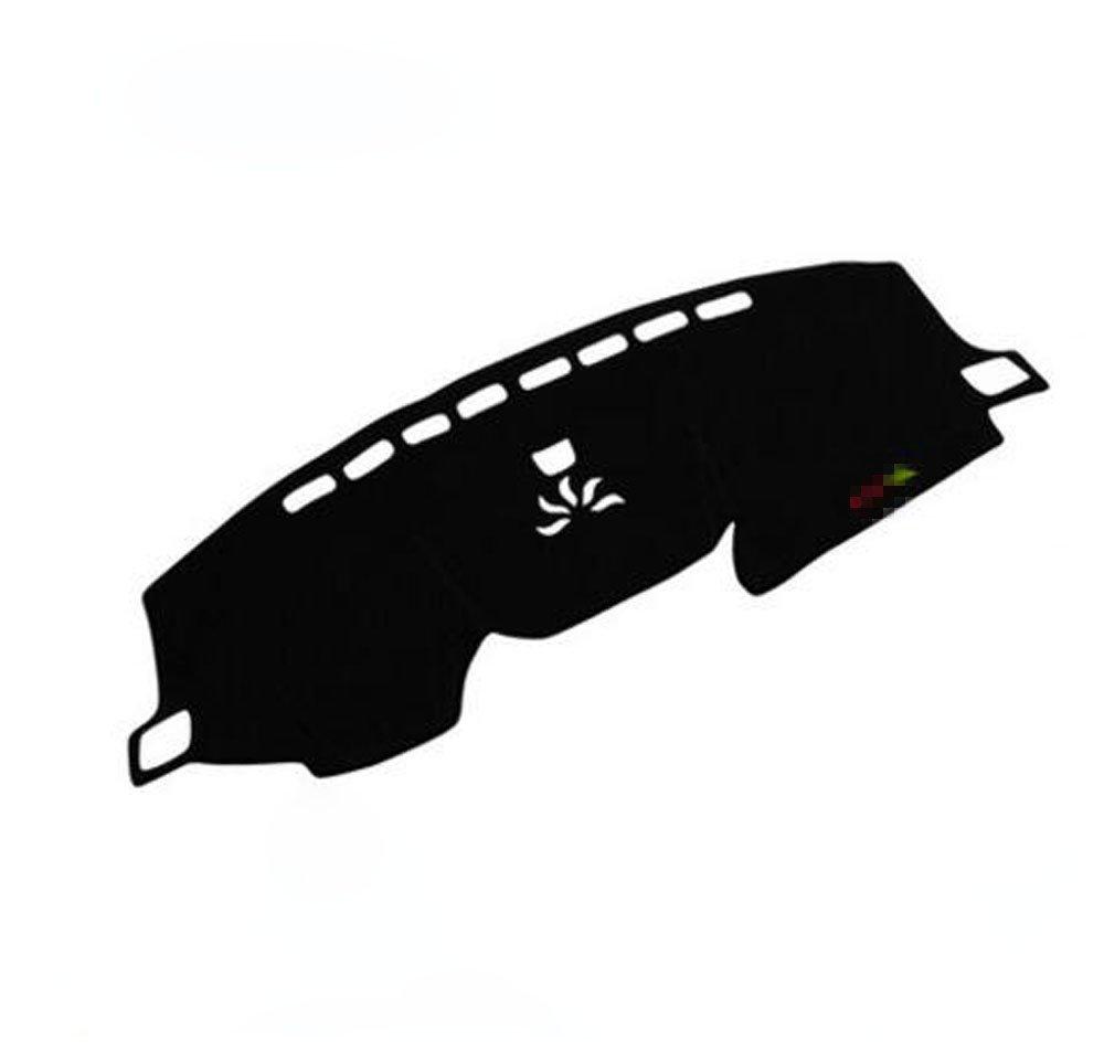 Salusy Dashboard Dash Protector Dash Mat Sun Cover Pad Compatible with Honda CRV CR-V 2017 2018