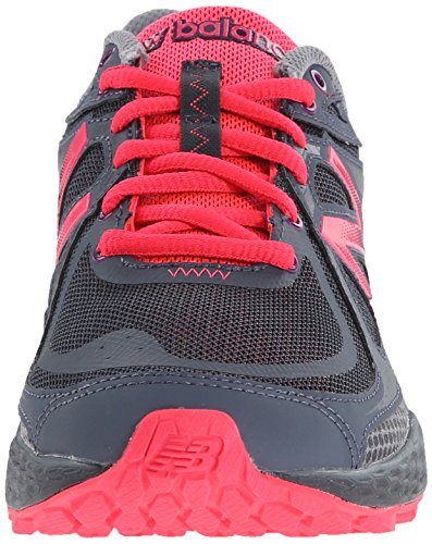 New Balance Wthier B - Zapatillas de running Mujer Gris - Gris (G Grey/Pink)