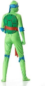 Disfraz De Halloween Disfraz De Adulto Traje De Ninja,Blue,M ...