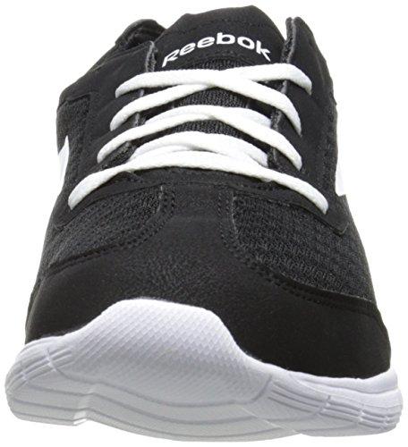 Reebok Walking Action RS Shoe Ahead Black Sport Womens White 1pwP1q
