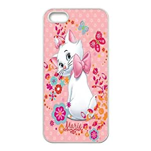 iPhone 5,5S Phone Case White AristoCats ZCC589011