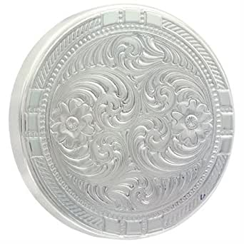 Engraved Snuff Can Lids