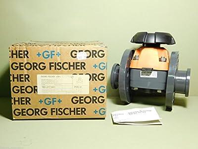 """Georg Fischer GF Diaphragm Valve 317 EPDM Seals 1 1/2"""" PVC-U 161.317.621 from Georg Fischer"""