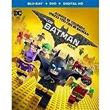 The LEGO Batman Movie (Blu-ray Disc, 2017, Includes Digital Copy) La Divine