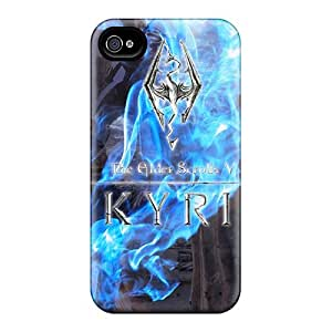 Durable Skyrim Back Cases/covers For Iphone 6