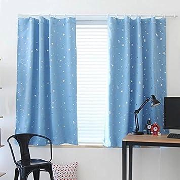 WCIC 100cmX130cm Verdunkelungsvorhang, Kinderzimmer Fenster Draperie  Vorhänge Für Kid U0027s Room, Schlafzimmer Verdunkelung