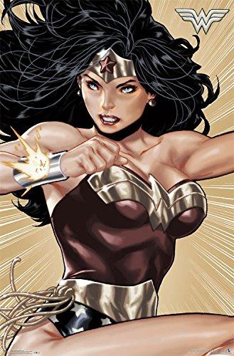 """Trends International Wonder Woman Hyper Wall Poster 22.375"""" x 34"""""""