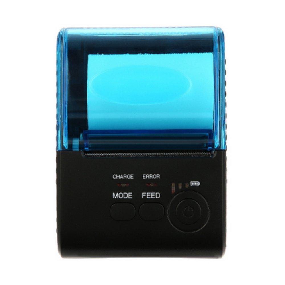 Shin ingup Thermal Receipt Impresora 58 mm Bluetooth Mini Portable ...