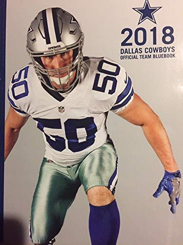 Football 2018 Cowboys Yearbook Program Official Bluebook DAK Prescott