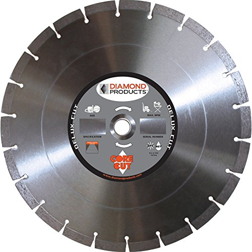 (Diamond Products Delux Cut High Speed Blades, 14