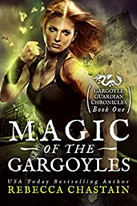 Magic Of The Gargoyles by Rebecca Chastain ebook deal
