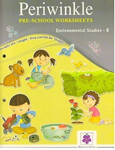Buy Periwinkle Pre School Worksheets Environmental Studies B Book Online At Low Prices In India Periwinkle Pre School Worksheets Environmental Studies B Reviews Ratings Amazon In