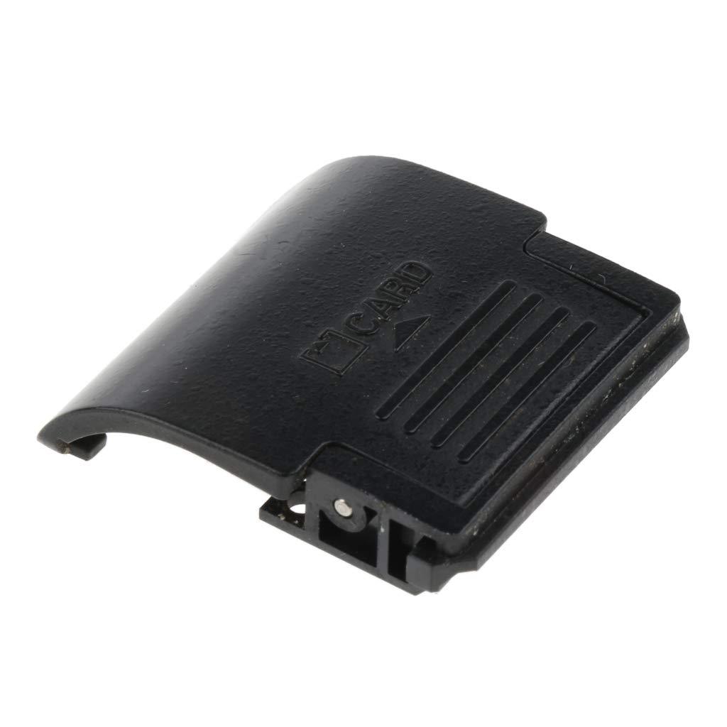 D DOLITY for Nikon D40 D60 D80 D3000 D3100 Replacement SD Card Slot Cover Back Door Socket Cap Lid Protector