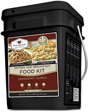 Wise Alimentos 84 porciones Desayuno Entree grabgo sin ...