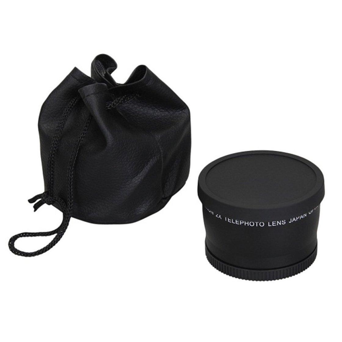 52mm 52mm Nikon 58mm 2.0x 望遠レンズ 望遠レンズ Nikon D90 D80 D700 D3000 D3100 D3200 D5000 D5100 D5200 18-55mm デジタル一眼レフカメラ用 B07G9V12KW, 関東土建shop:3e06334a --- ijpba.info