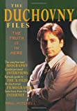 Duchovny Files, ECW Press Staff and Paul Mitchell, 1550222848