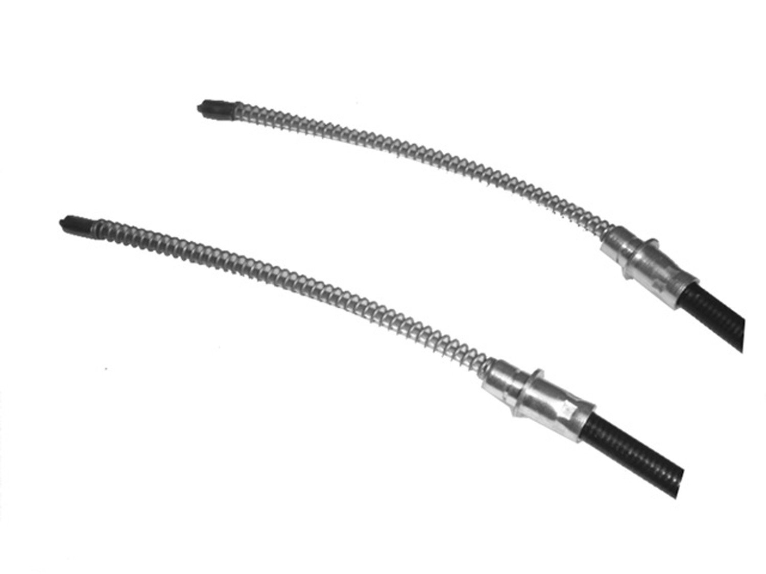 ACDelco 18P505 Professional Rear Parking Brake Cable Assembly