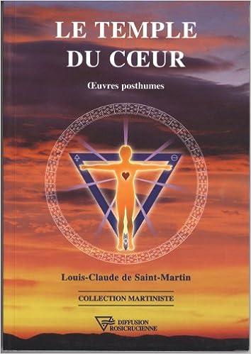 En ligne téléchargement Le temple du coeur : Oeuvres posthumes pdf