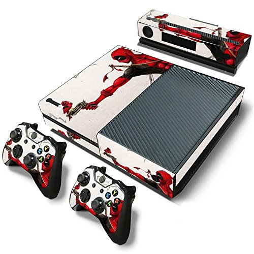 GoldenDeal Xbox One Console Controllers Skin product image