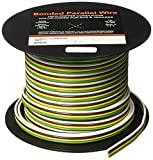 East Penn (02915 100' 16-4 Gauge Parallel Primary Wire