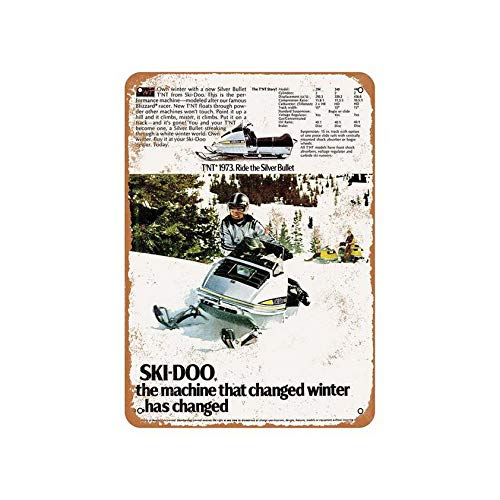 Vintage Skidoo Snowmobile Trainers4Me