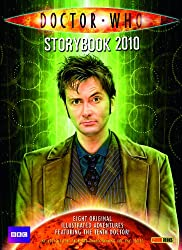 """""""Doctor Who"""" Storybook 2010"""