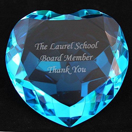 - JKK SALE Personalized Custom Engraved Crystal Diamonds