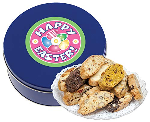 (Easter Biscotti - 1lb Tin)