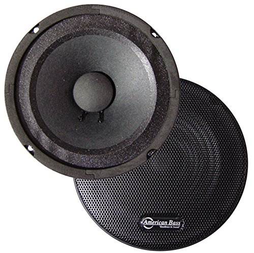 American Bass SQ6 MIDRANGE AMERICAN product image