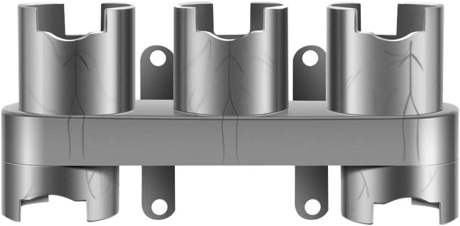 Eyglo Docks Station - Soporte Organizador de Accesorios Compatible con aspiradora Dyson V11 V10 V8 V7, Accesorios de Montaje en Pared para aspiradoras Dyson (Soporte): Amazon.es: Hogar
