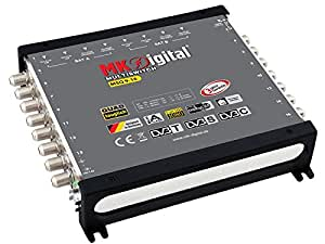 MK Digital LeOx 9-16-Conmutador múltiple con indicador LED Quad)
