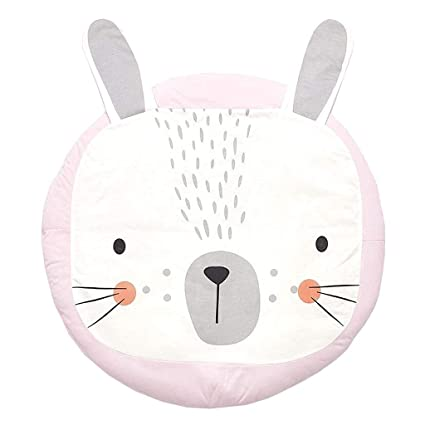 MXK Creative Rabbit Carpet - Juego De Colchonetas para Niños ...