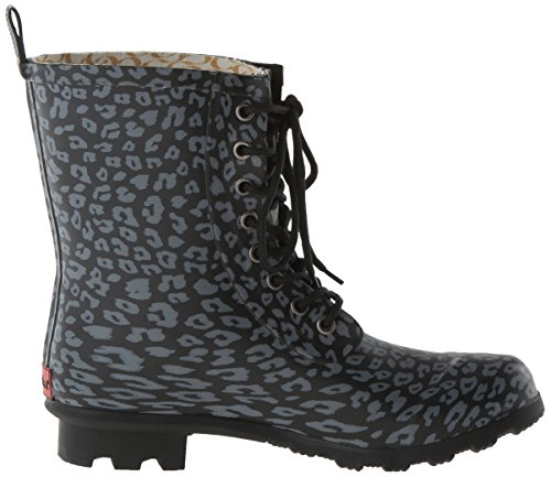 Chooka Womens Fashion Duck Boot Leopard hUTuu24