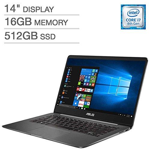 ASUS-ZenBook-UX430UN-UltraBook-Laptop-14-Matte-NanoEdge-FHD-1920x1080-8th-Gen-Intel-Core-i7-8550U-512GB-SSD-16GB-RAM-NVIDIA-MX150-Graphics-Backlit-Keyboard-FingerPrint-Reader-Windows-10