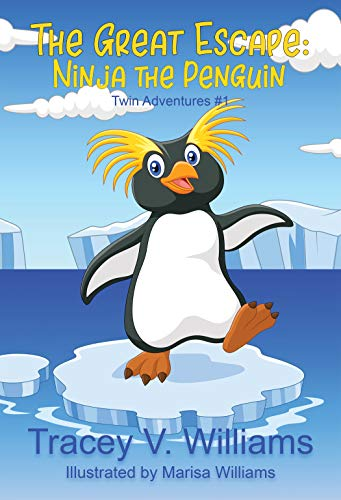 The Great Escape: Ninja The Penguin: Twin Adventures #1