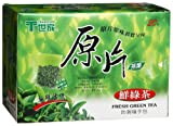 Tradition Tea, Fresh Green Tea, 20-Count Boxes (Pack of 6)
