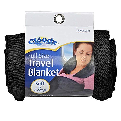 Cloudz Compact Travel Blanket