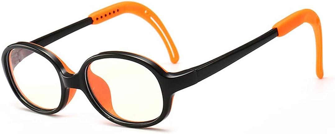 Children Kids Teens Anti Blue Light Glasses Computer Reading//Gaming Glasses for Kids Blue Frame