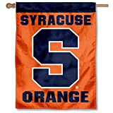 College Flags and Banners Co. Syracuse University Banner House Flag