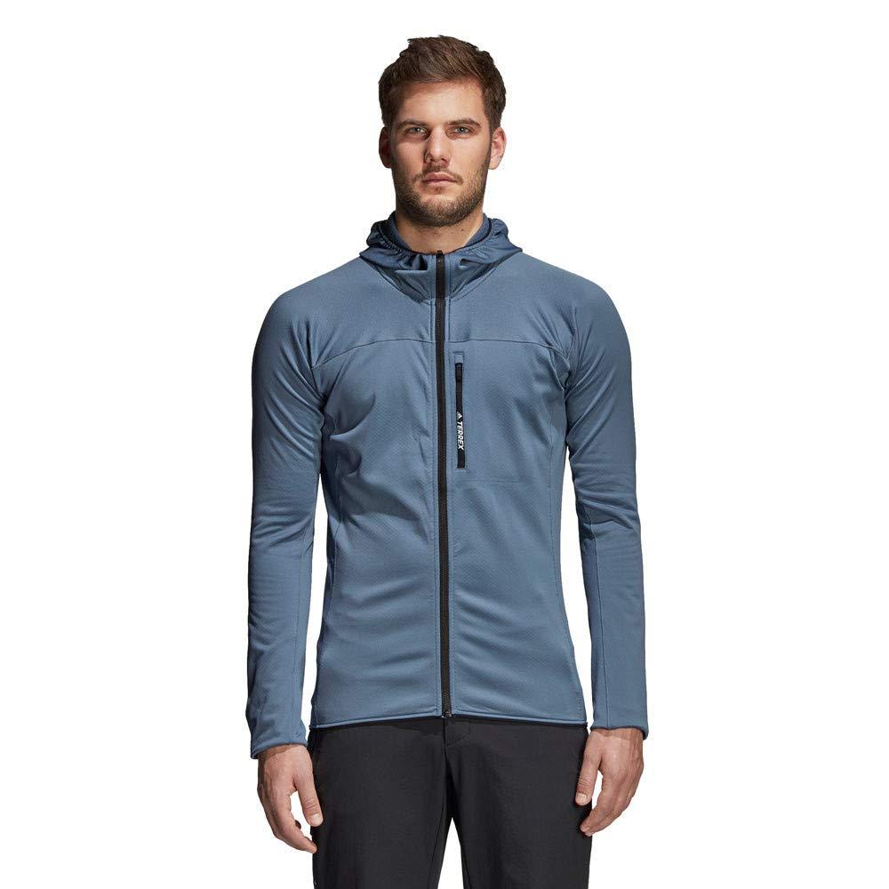 adidas Herren Trace Rockerck Ho Fleece Kapuzen-Sweatshirt  Amazon.de  Sport    Freizeit d9dea55047