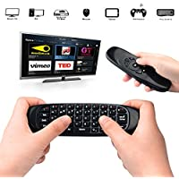 Air Mouse USB Universal Remote Control 2.4Ghz Wireless Mini Keyboard 3-Axis Gyroscope USB Remote Control for PC HTPC IPTV Android Tv Box Media Player