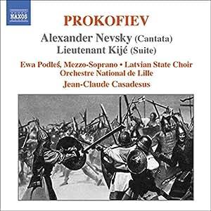 Alexander Nevsky Lieutenant K
