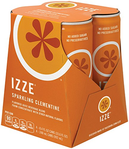 Fortified Sparkling Juice Clementine Count product image