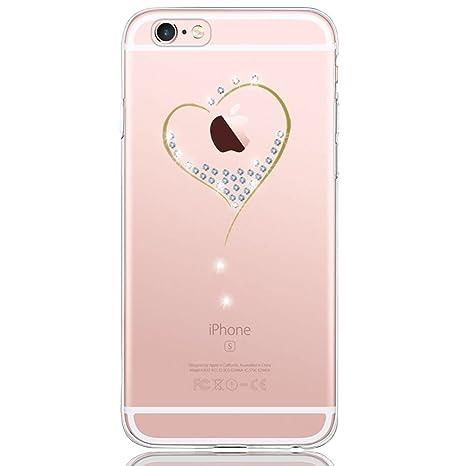 coque iphone 6 avec des coeur