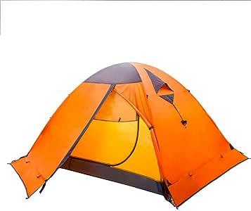Carpa para camping 4-temporada de invierno caliente Tienda de ...